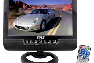 "Pyle® - 9"" Multimedia Monitor with USB/SD Card Readers"