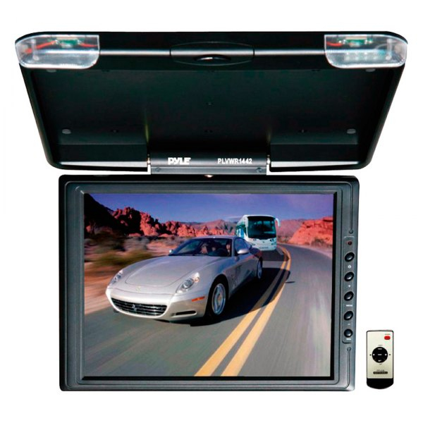"Pyle® - 14.7"" Flip Down TFT Monitor"