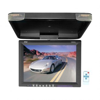 Flip Down TFT Monitor with Built-In IR Transmitter