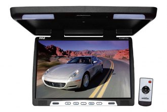 Pyle® - 18.5 Flip Down TFT Monitor with Built-In IR Transmitter
