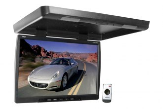 Pyle® - 19'' Flip Down TFT Monitor with Built-In IR Transmitter