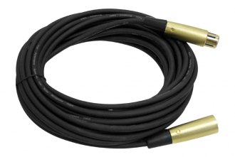 Pyle® - 30' XLR Female to XLR Male Symmetric Microphone Cable