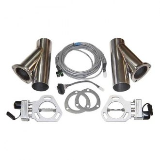 Pypes® - Dual Electric Exhaust Cutout