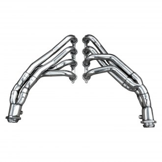 Pypes® - 304 SS Polished Long Tube Exhaust Headers