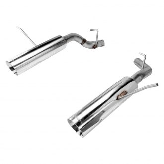 Pypes® - Pype Bomb™ 409 SS Axle-Back Exhaust System
