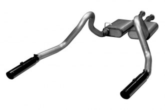 Pypes® - Phantom Series Cat-Back Exhaust System with Violator Muffler
