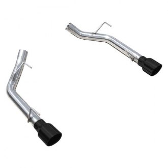 Pypes® - 304 SS Axle-Back Exhaust System without Mufflers