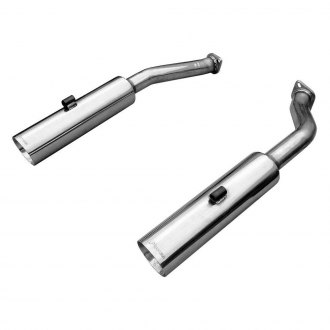 Pypes® - 304 SS Pype Bomb Exhaust System
