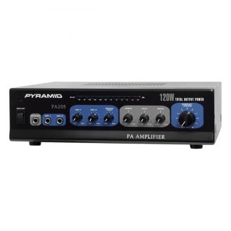 Pyramid® - 120W Microphone PA Amplifier