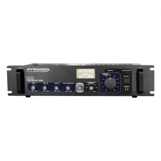 Pyramid® - 300W PA Amplifier with 70V Output and Mic Talkover