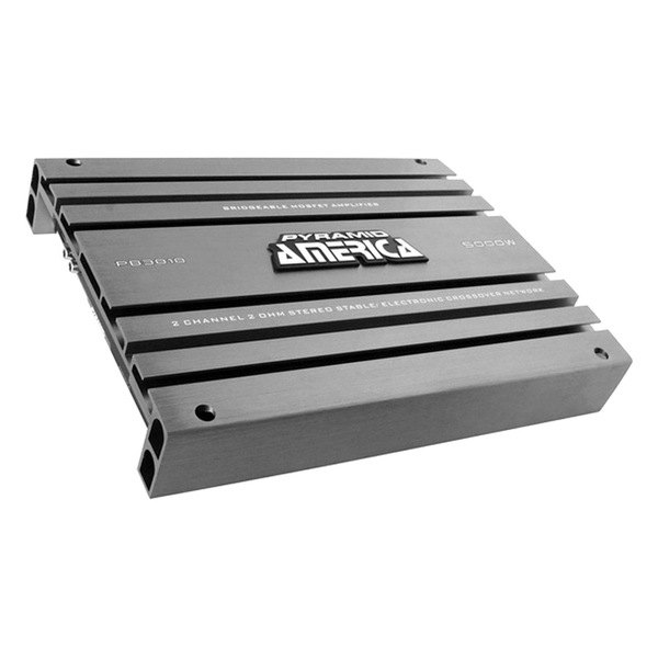 Pyramid® - 5000W 2-Channel America Bridgeable Mosfet Amplifier