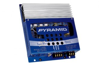 Pyramid® - Super Blue 400W 2-Channel Mosfet Amplifier