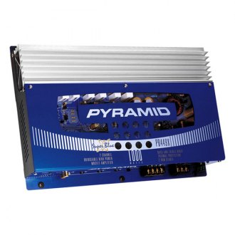 Pyramid® - Super Blue Series Class AB 2-Channel 1000W Amplifier