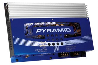 Pyramid® - Super Blue Series Class AB 2-Channel 1000W Mosfet Amplifier