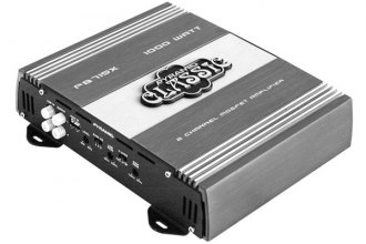 Pyramid® - Classic Bridgeable 2-Channel 1000W Car Amplifier