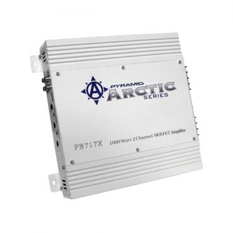 Pyramid® - Arctic Series Class AB 2-Channel 1000W Amplifier