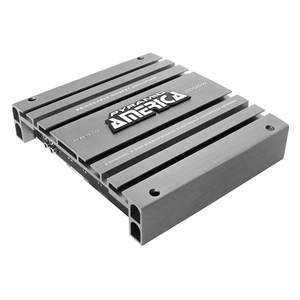 Pyramid® - 2000W 2-Channel America Bridgeable Mosfet Amplifier