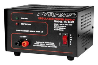Pyramid® - 12 Amp Power Supply