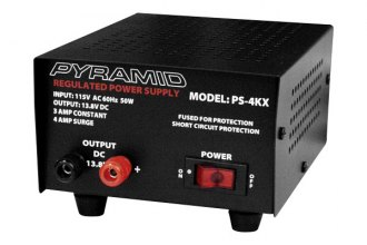 Pyramid® - 3 Amp Power Supply