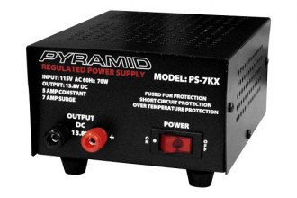 Pyramid® - 5 Amp Power Supply