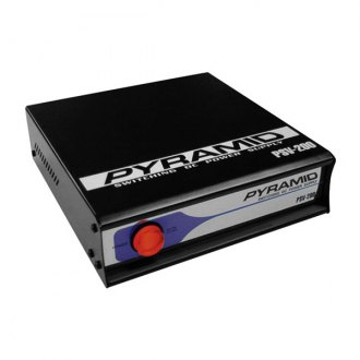 Pyramid® - Super Blue 2-Channel Mosfet Amplifier