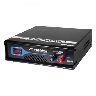 Pyramid® - 30 Amp Fully Regulated Low Ripple Switching DC Power Supply