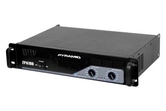 Pyramid® - 1000 Watts Stereo Powered Amplifier