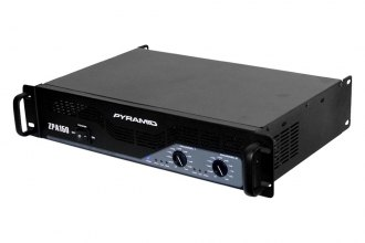 Pyramid® - 1500 Watts Stereo Powered Amplifier
