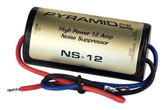 Pyramid® NS12 - 12 Amp In-Line Noise Suppressor