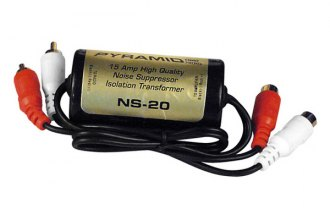 Pyramid® NS20 - 15 Amp RCA Noise Suppressor