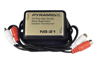 Pyramid® NS21 - 20 Amp RCA Noise Suppressor