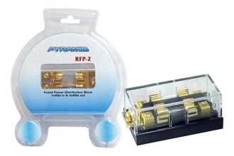 Pyramid® RFP2 - 1 to 2 Fused Power Distribution Block