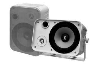 "Pyramid® - 6.5"" 500W 2-Way Indoor/Outdoor Waterproof Speaker System"