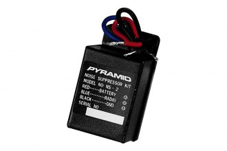 Pyramid® - 10 Amp In-Line Noise Suppressor