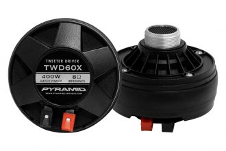 Pyramid® - 400W Mid/Tweeter Compression Driver