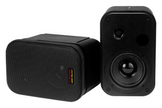 "Pyramid® - 3.5"" 2-Way 300 Watt Bookcase Speaker & Studio Monitor"