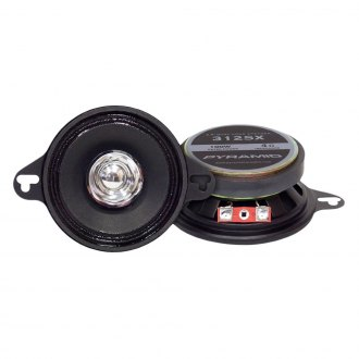 "Pyramid® - 3-1/2"" 2-Way 100W Coaxial Speakers"