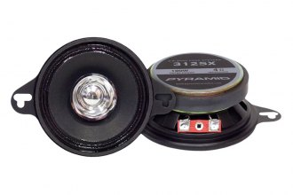 "Pyramid® - 3-1/2"" 2-Way Dual Cone 100W Speakers"