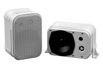 Pyramid® - 5'' 2-Way 400 Watts Indoor/Outdoor Waterproof Speaker System