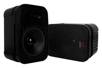 Pyramid® - High Performance 400 Watt Bookcase Speaker System with Monitor Style Bass Reflex