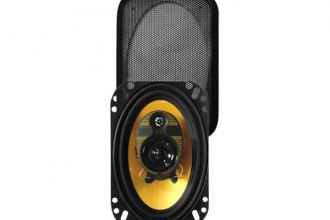"Pyramid® - 4"" x 6"" 3-Way 160W Speakers"