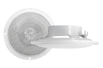 "Pyramid® - 4"" 100W Waterproof Flush Mount 2 Way Marine Speaker System"