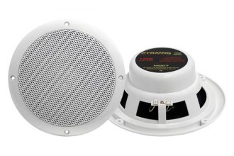 "Pyramid® MDC7 - 6.5"" 120W Dual Cone Waterproof Marine Stereo Speakers"