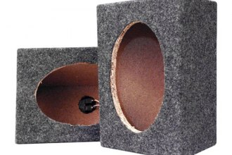"Pyramid® - 6""x9"" Empty Carpeted Speaker Cabinet"