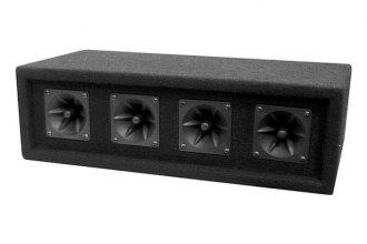 Pyramid® - 200W 4-Way Tweeter Cabinet