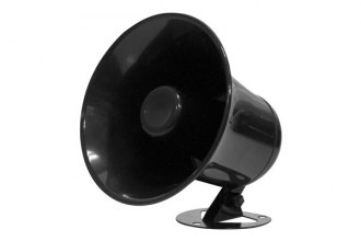 "Pyramid® - 5"" All Weather PA Mono Extension Horn Speakers"