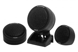 Pyramid® - 120W Maylar Dome Tweeters
