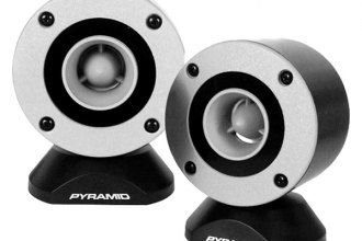 Pyramid® - 300W Aluminum Bullet Horn in Enclosure with Swivel Housing