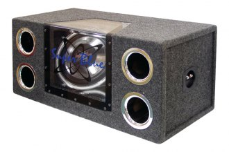 "Pyramid® - 12"" 1200W Dual Bandpass System with Neon Accent Lighting"