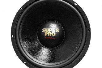 "Pyramid® - 10"" High Performance 8 Ohm 500W Subwoofer"